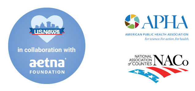 U.S. News in collaboration with Aetna Foundation APHA NACo