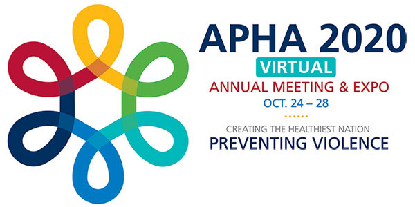 APHA 2020 Virtual Annual Meeting & Expo