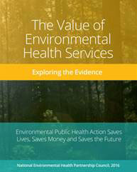 The Value of Environmental Health Services