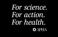 For science. For action. For health.